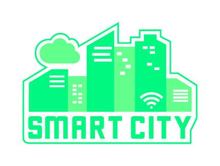 Smart City logotype PMS