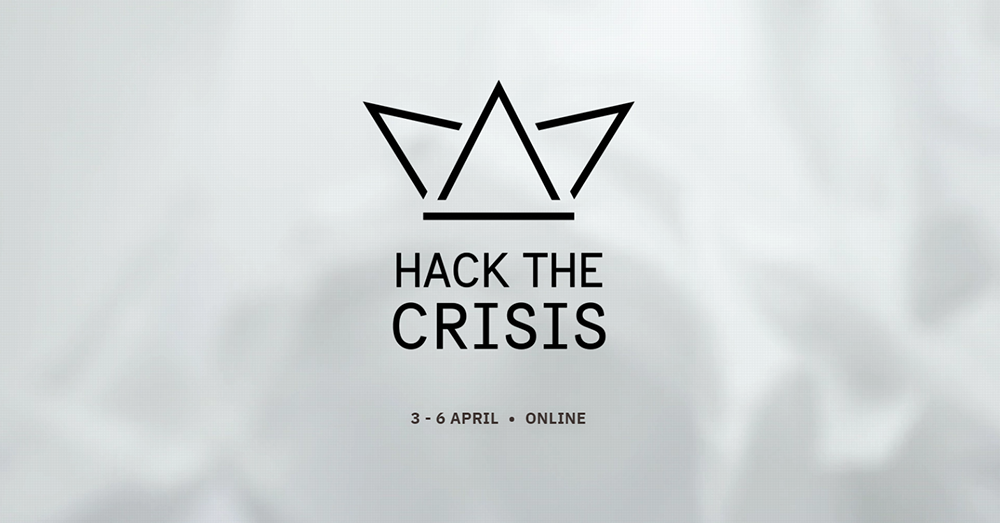 Hack the Crisis logotyp