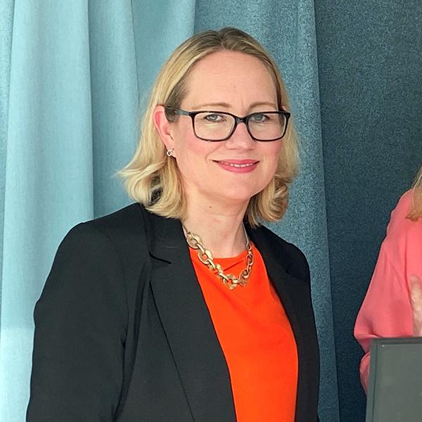 Sofi Almqvist vd Geoforum Sverige