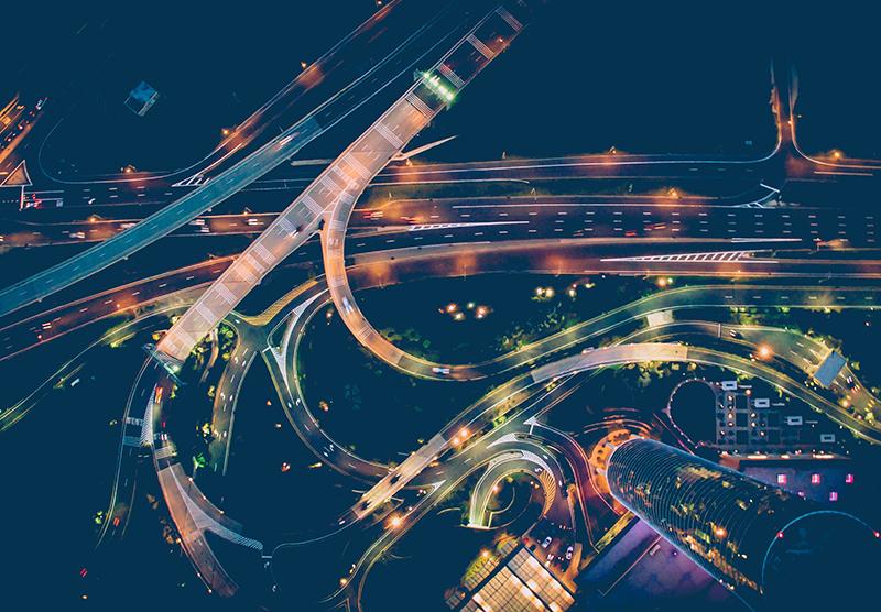 Infrastruktur data vägar