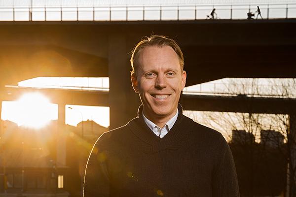Alexander Ståhle, stadsforskare och stadsplanerare