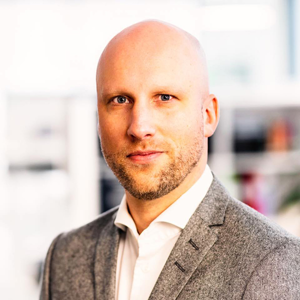 Olle Bergdahl IoT Sverige