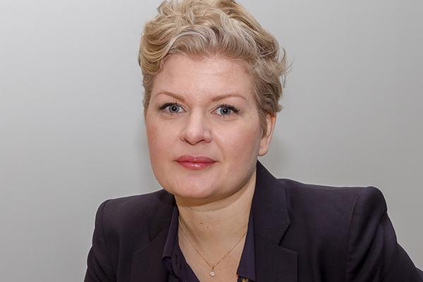 Ulrika K Jansson